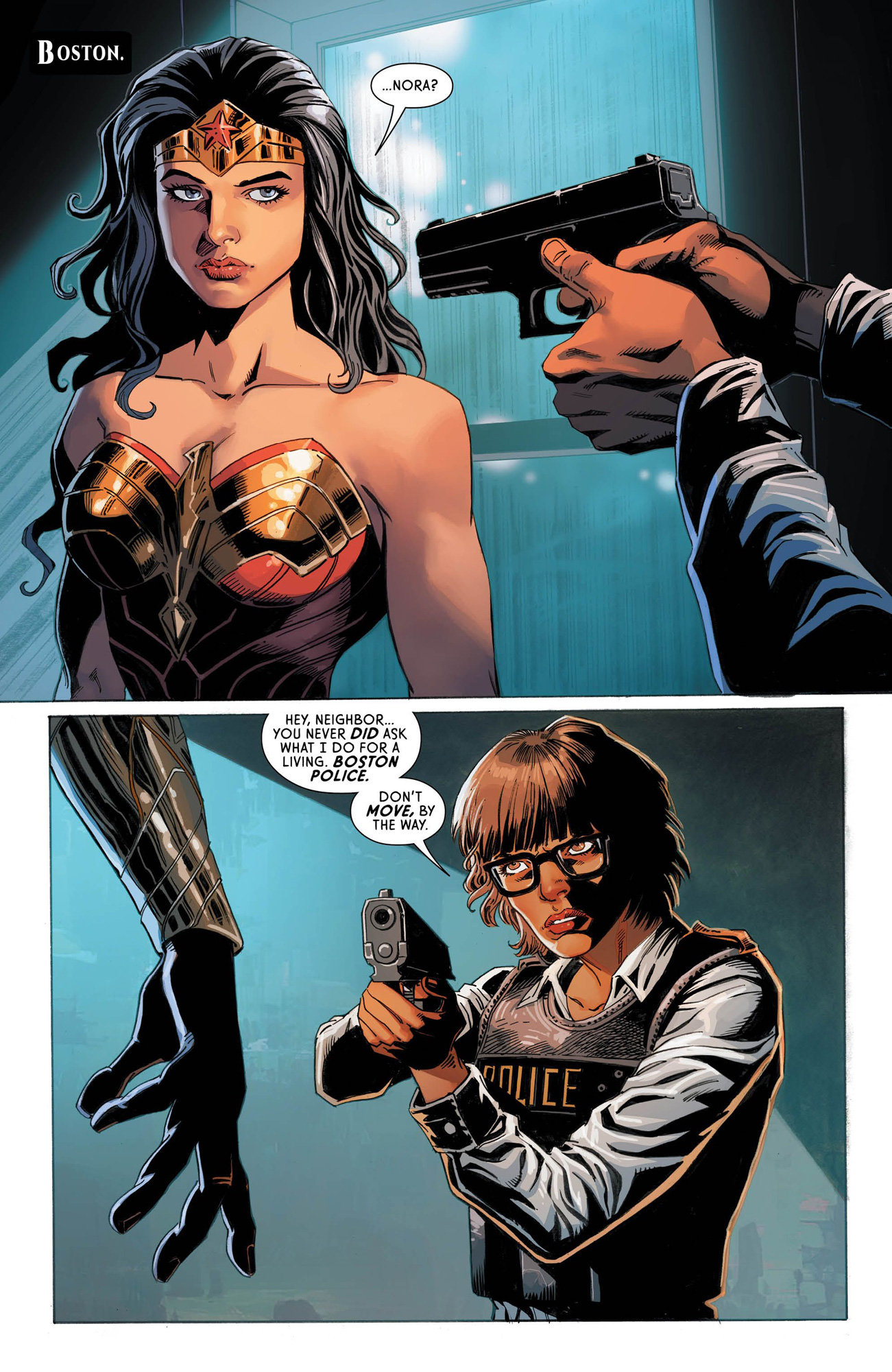 Wonder Woman #751 - 6-Page Preview and Covers released by ...